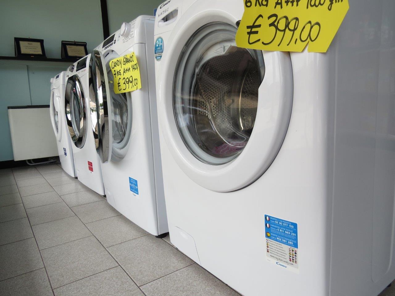 lavatrici ascuigatrici