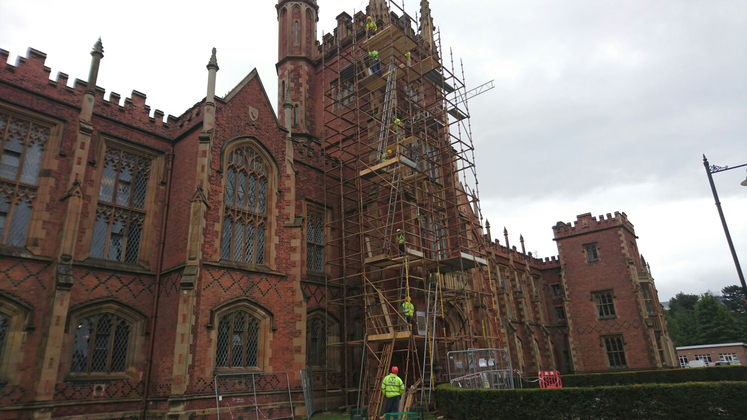 Queens University Project, Belfast