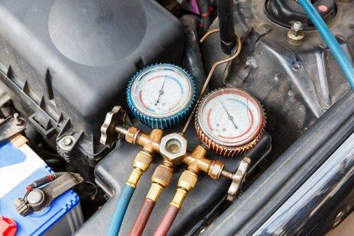 misuratore ricarica aria condizionata