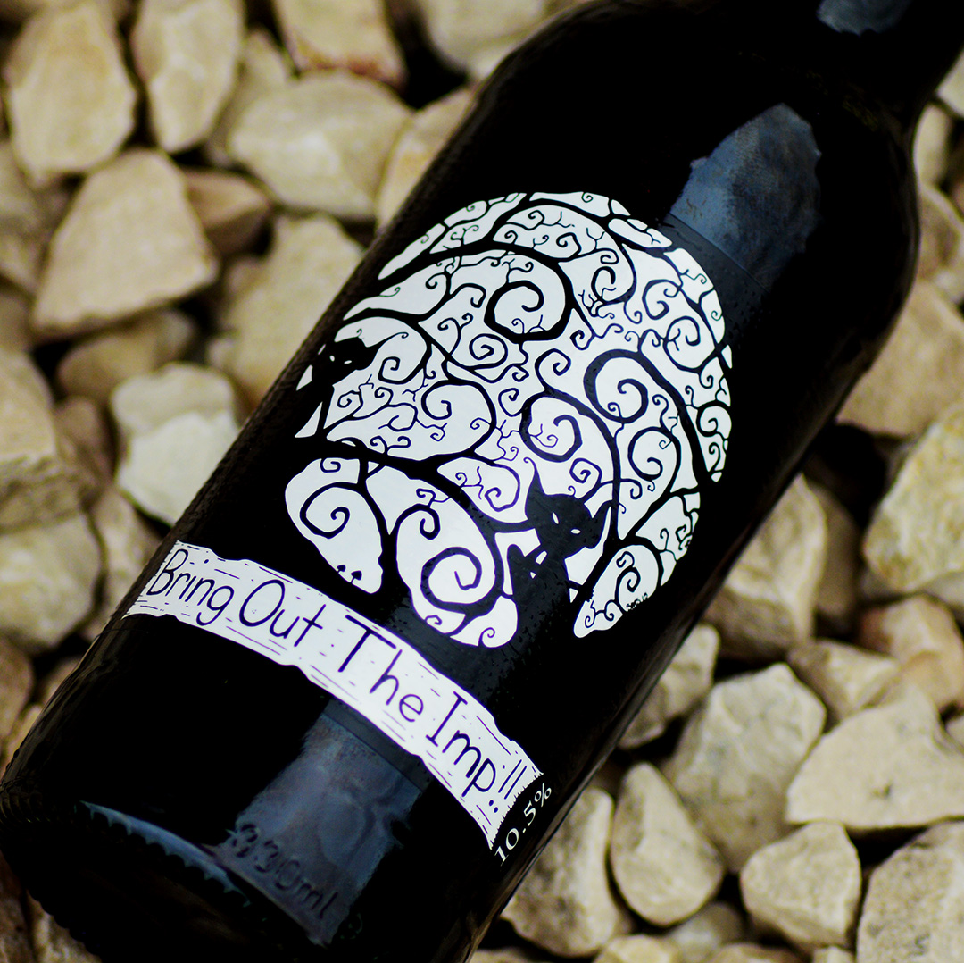 Bring Out The Imp Imperial stout alechemy beer brewing abv sainsburys supply deal scottish brewers scotland