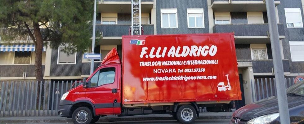 Aldrigo Traslochi Novara