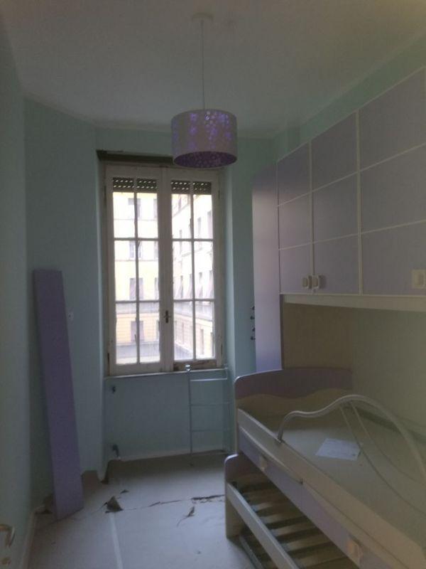progettazione interni di una camera per bambini