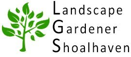 landscape gardener shoalhaven logo