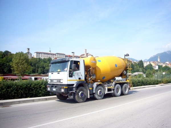 Produzione calcestruzzi Ponte nelle Alpi