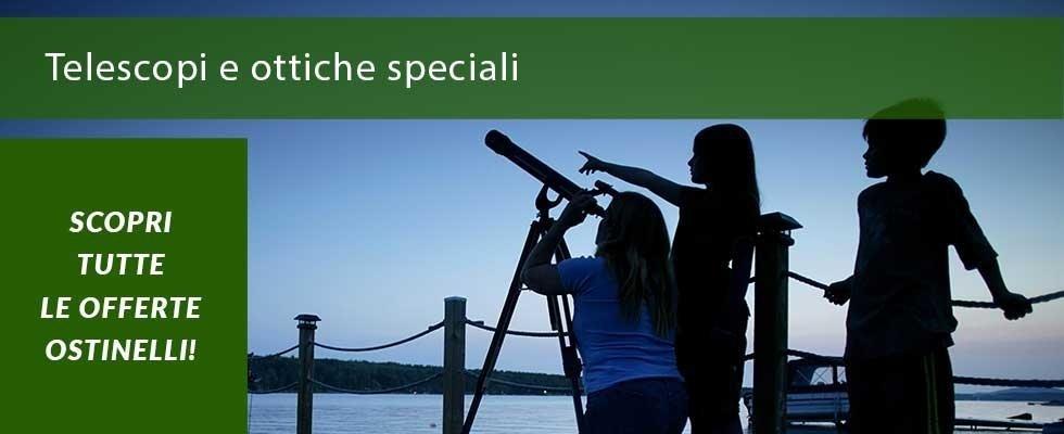 Telescopi e ottiche da Ottica Ostinelli