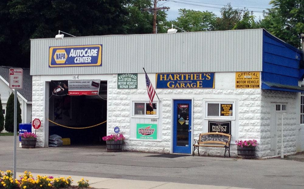 Hartfield's Garage