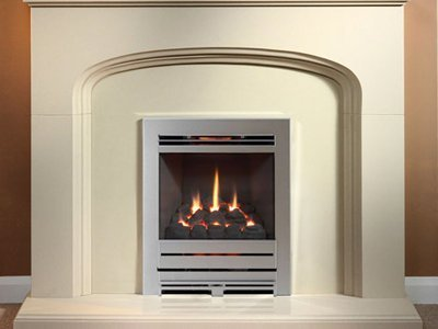 Stove installation and surrounding work