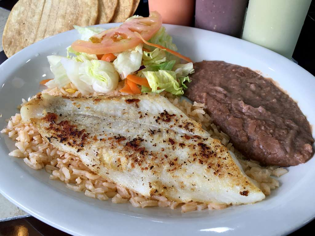 Fried Fish San Antonio, TX