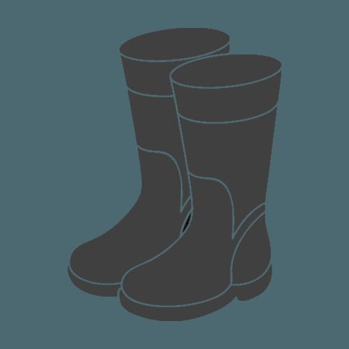 Icona di un paio di stivali