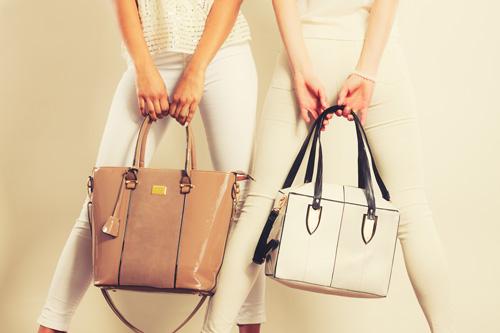 Due borse da donna