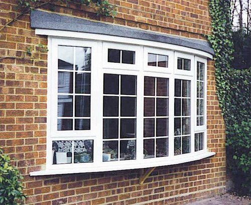 modern performance double glazing