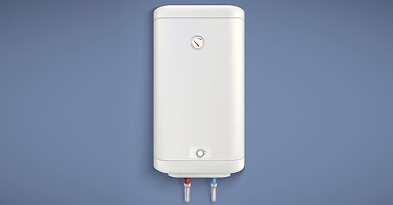 rescue plumbing water heater vector