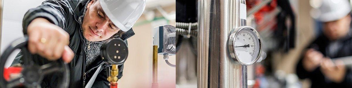 rescue plumbing carbon monoxide testing
