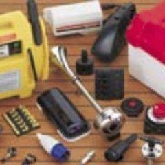 materiale elettrico, accessori elettriche, torce elettriche