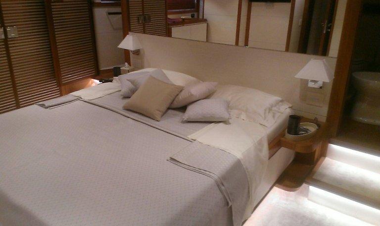 letto barca
