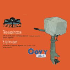 telo coprimotore covy line, engine cover, teli di protezione motori nautici