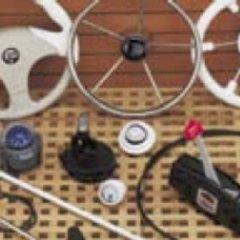 strumenti di guida nautica, volanti per imbarcazioni, timoni