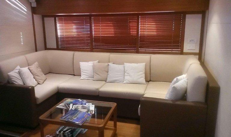 divano yacht