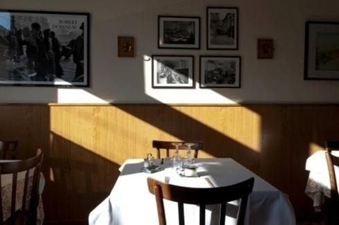 ristorante sedute