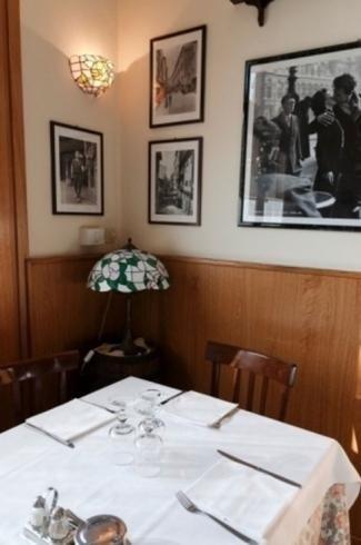 tavolino ristorante