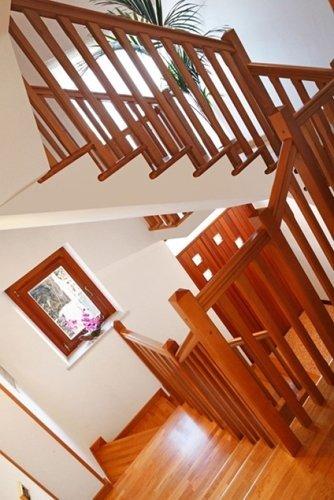 scale interne di una casa
