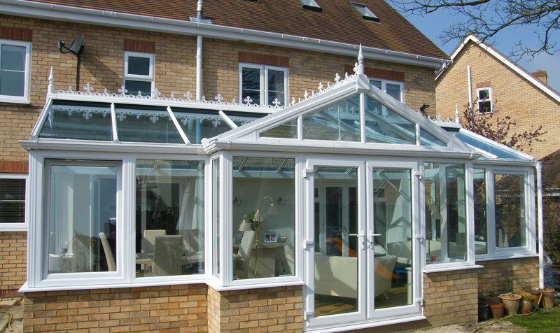 tailor-made conservatory