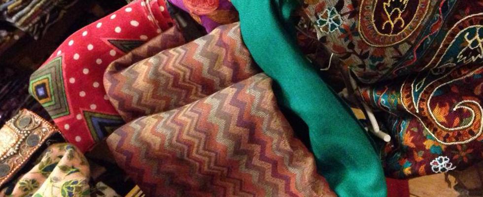 Sciarpe in Cashmere