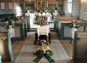 lumini, statue funebri, vestizione salme