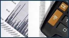 calcolatrice e fogli di calcolo
