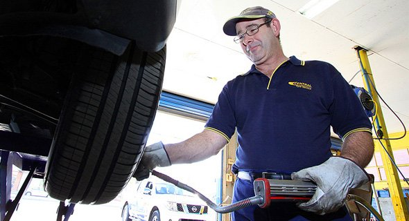 Tyre service in Shepparton Vic