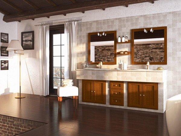 Bagni classici cuneo mobilificio parola luigi - Bagno classico in muratura ...
