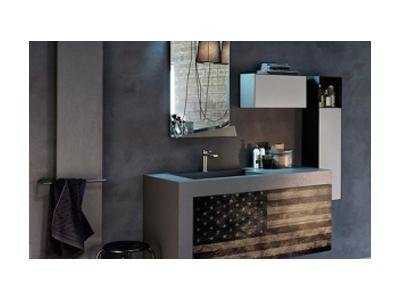 Bagno moderno cuneo mobilificio parola luigi - Tipi di bagno ...