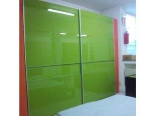 armadio vetro