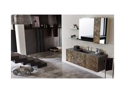 Bagno moderno cuneo mobilificio parola luigi - Ardeco specchi bagno ...