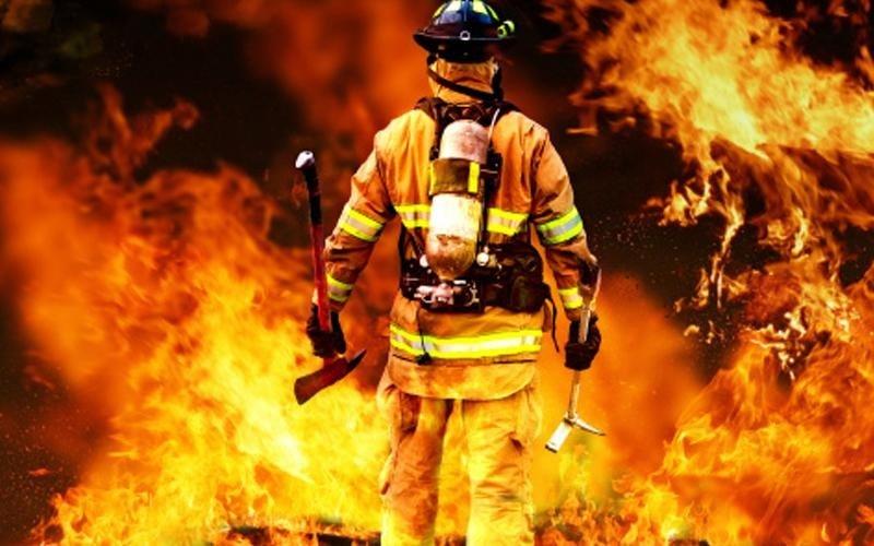 abbigliamento per antincendio