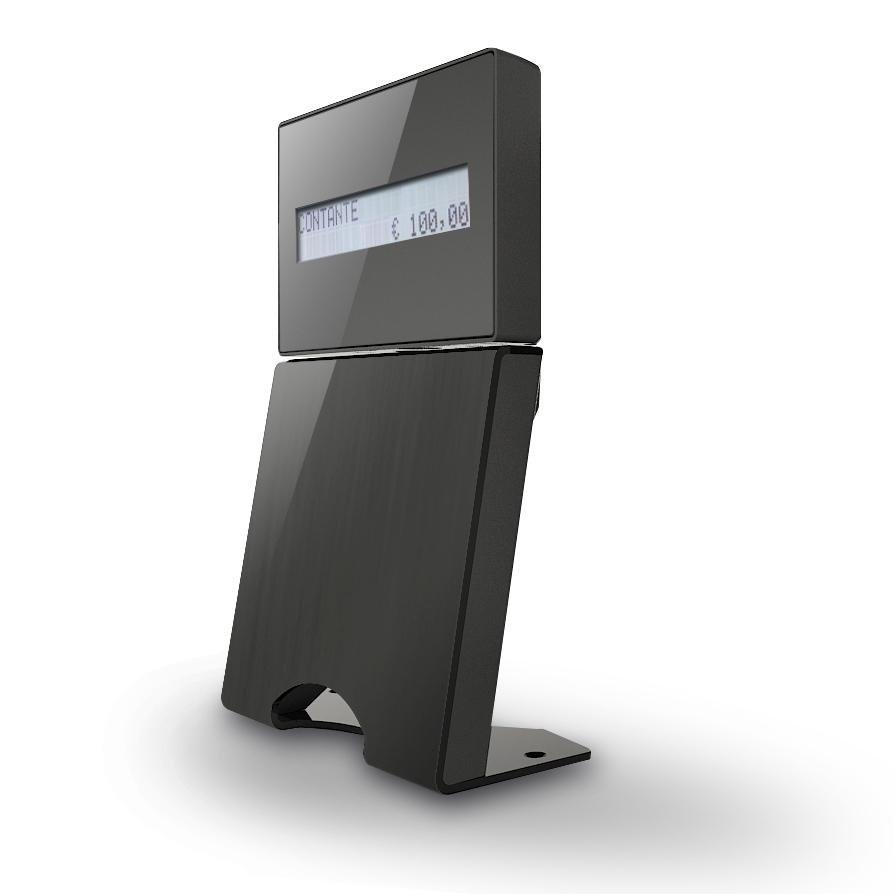 display stampante fiscale sarema x2