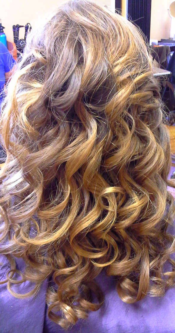 Evening Out Beachy Waves