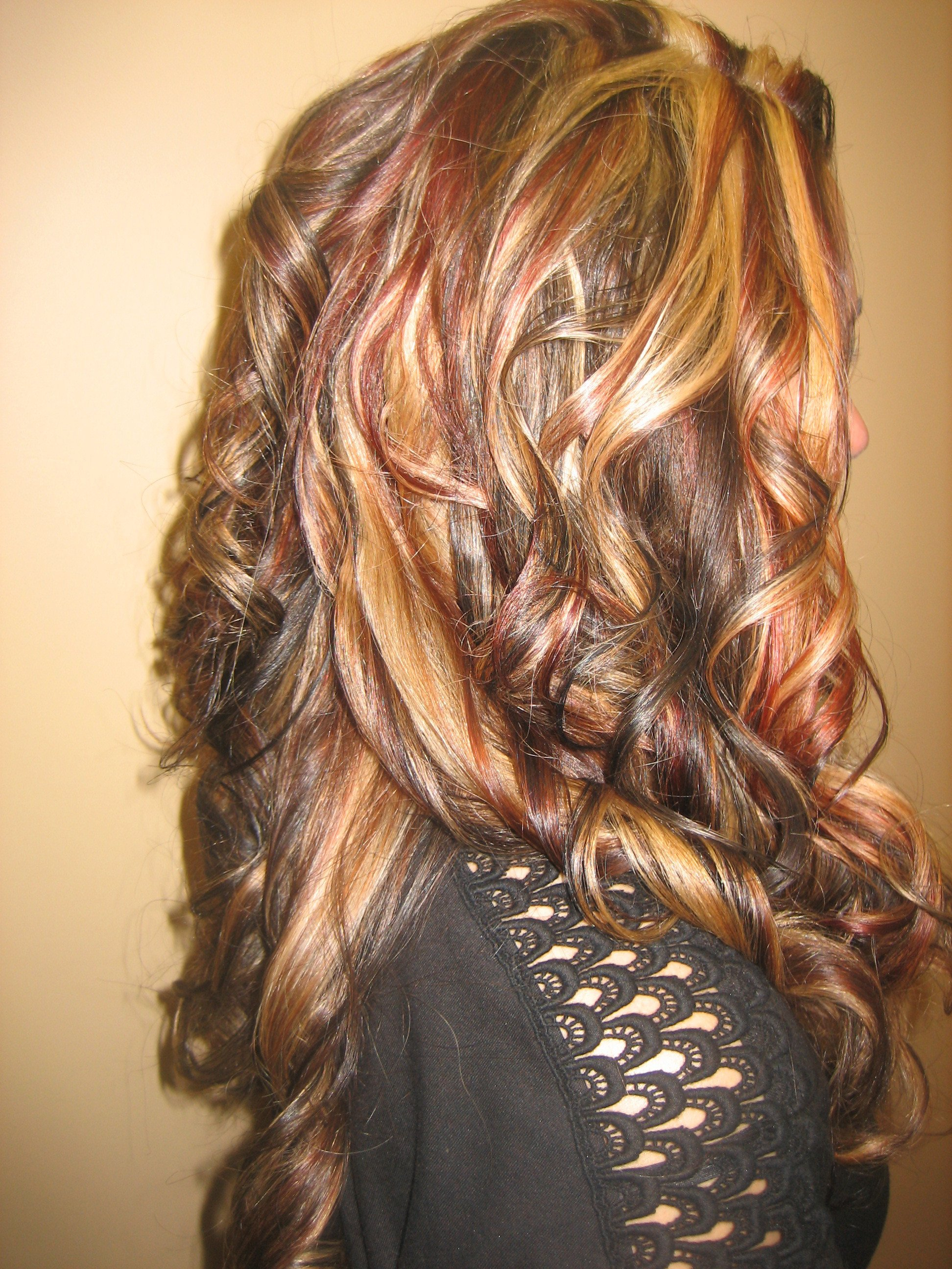 Tri Color Highlights