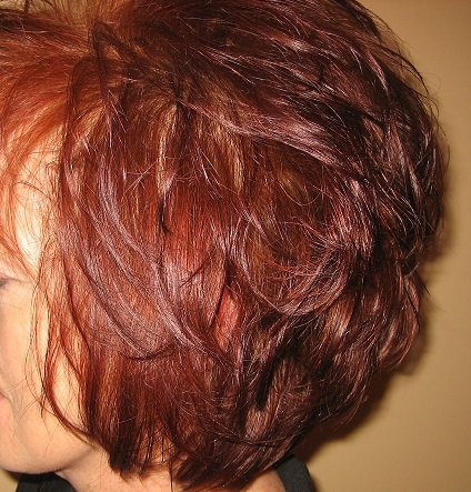 Dramatic Red!