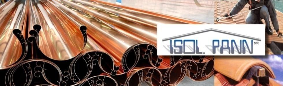 ISOL. PANN produzione lattonerie Sestri Levante