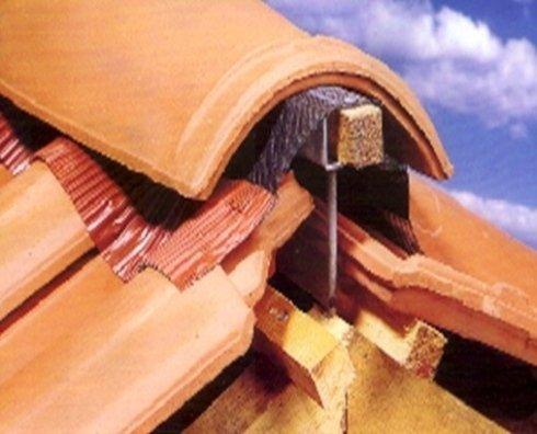Particolare tetto Isol Pann