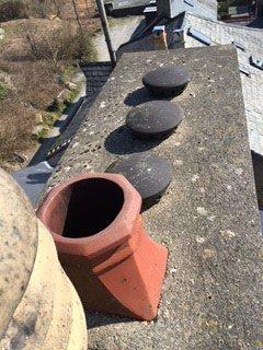 Chimney pot repairs
