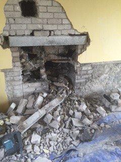Chimney rebuilds