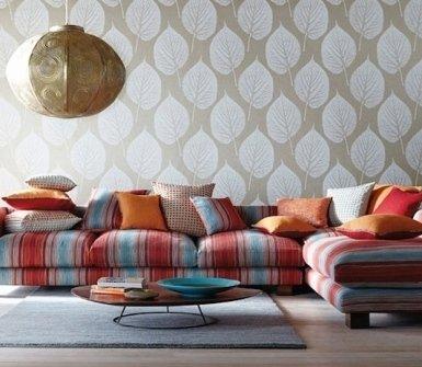 coperture per divano e cuscini con tessuti personalizzati