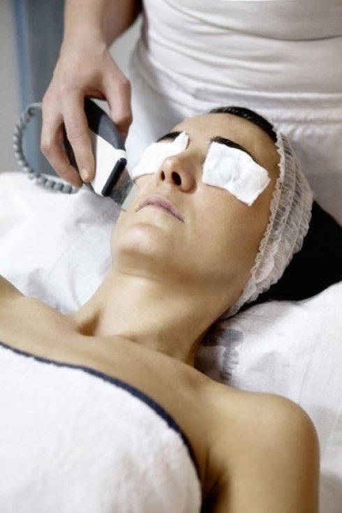 Trattamenti per la pelle del viso.