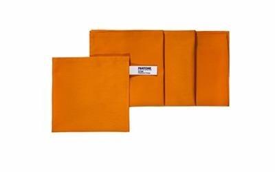 tovagliolo bassetti arancione