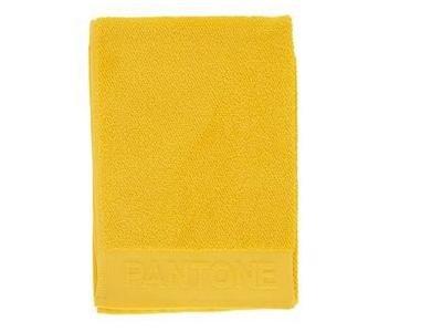 Vendita asciugamani gialli