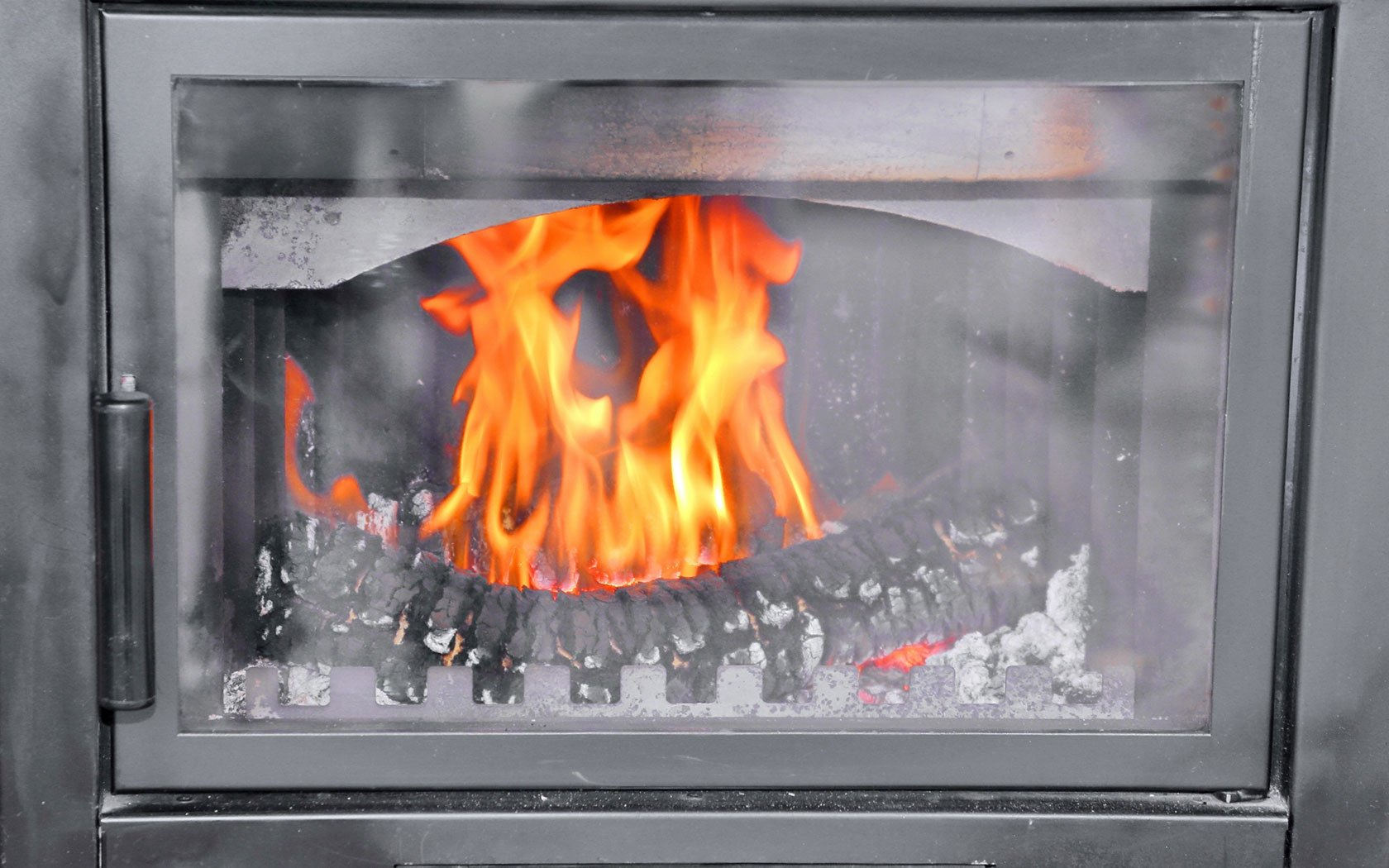 moderna stufa per riscaldare Casa a legna