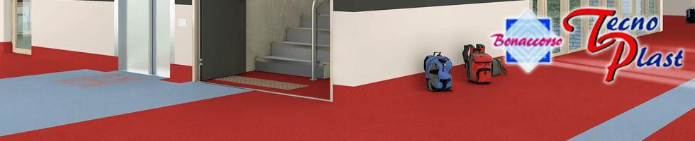 pavimentazioni sintetiche per impianti sportivi da Tecnoplast Bonaccorso a Catania