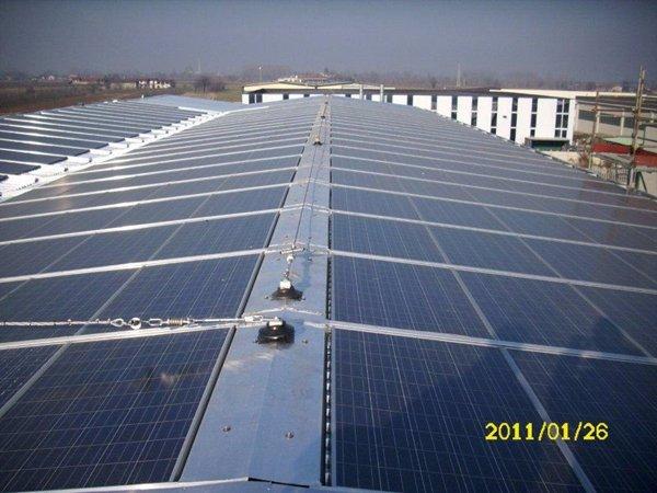 Pannelli fotovoltaici a Torino